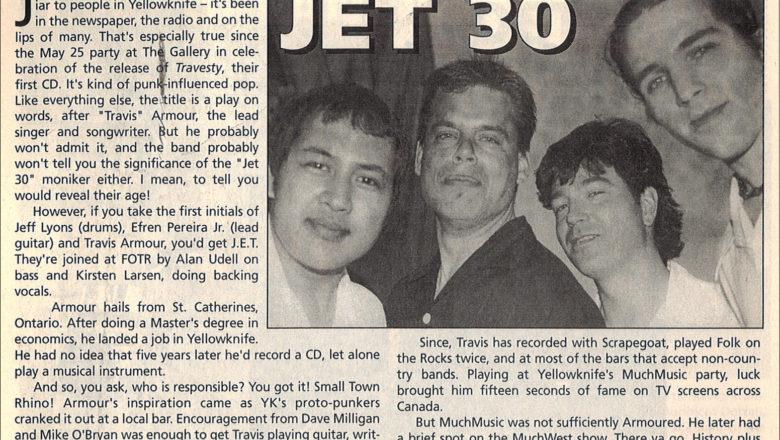 JET 30 @ FOTR 1999 clip