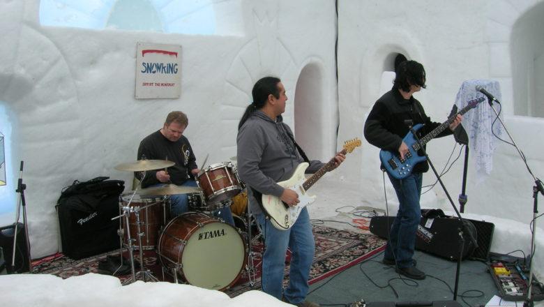 Funk69 @ Ice Castle 2010 2