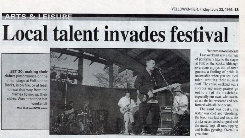 JET 30 @ FOTR 1999 press
