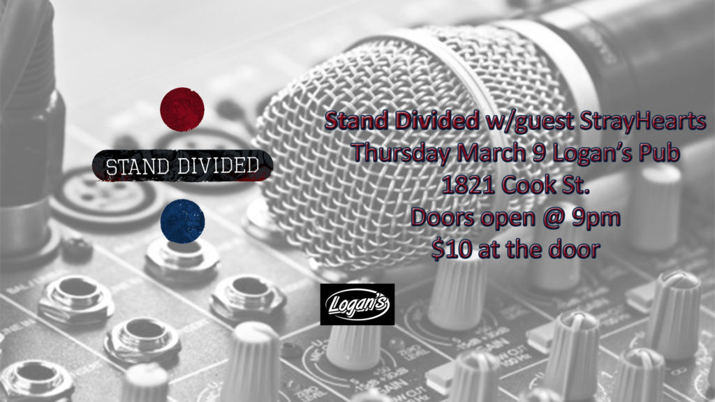 stand divided logans march 9 2017