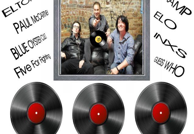 Smashing Hits Trio at Roundhouse Cafe